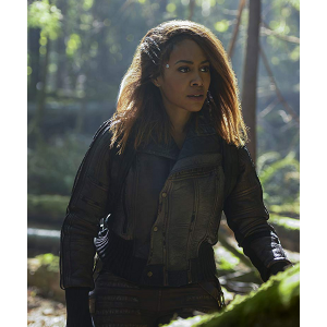 Simone Missick Altered Carbon Black Jacket