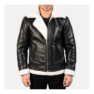 Aviator B3 Leather Jacket
