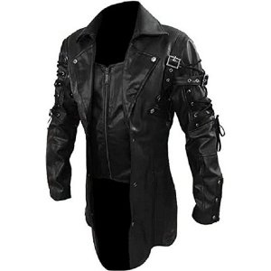 Steampunk Gothic Trench Coat