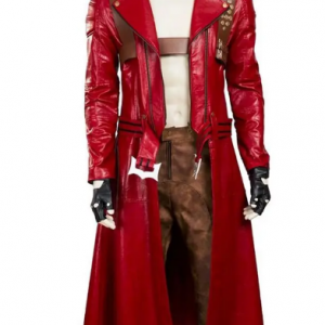 Devil May Cry 3 Dante Red Coat