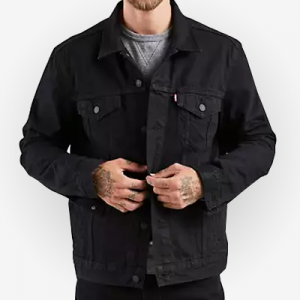 Denim_Black_Trucker_Jacket