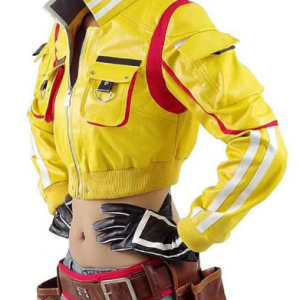 Cindy Final Fantasy XV Leather Jacket