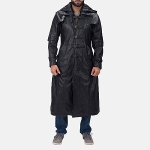 Chris Hemsworth Hooded Trench Coat