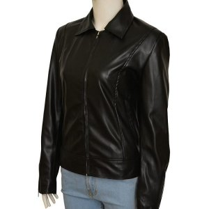 Chloe Decker Black Lucifer Jacket