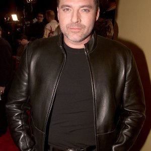 Lucifer Tom Sizemore Hank Cutter Black Leather Jacket