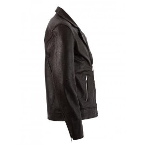 Brown Motorcycle Mens Jacket