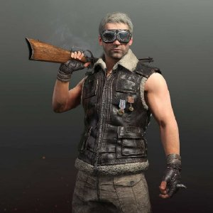 Playerunknown's Battlegrounds Brown Vest