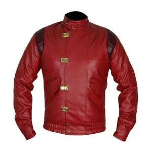 Akira Movie Red Leather Jacket