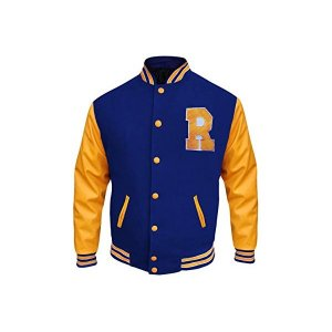 Riverdale Yellow and Blue Jacket