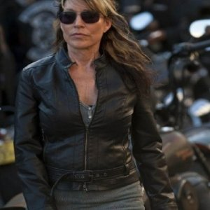 sons of anarchy gemma teller leather jacket for women