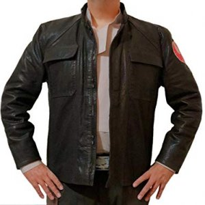 Star Wars Oscar Leather Jacket