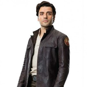 Star Wars The Last Jedi Poe Jacket