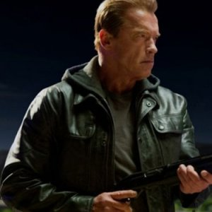 Terminator Genisys Real Leather Jacket