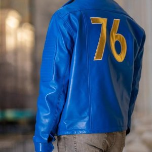 mens-fallout-76-jacket-blue-leather-jacket