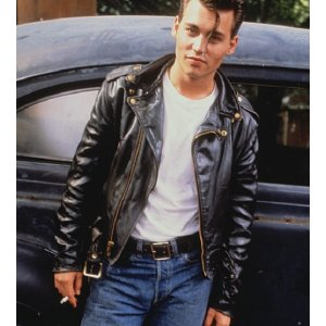 johnny-depp-cry-baby-classic-black-leather-jackets