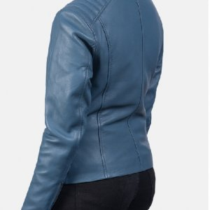 kelsee-blue-leather-biker-jacket-womens