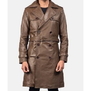 royson-brown-leather-duster-coat