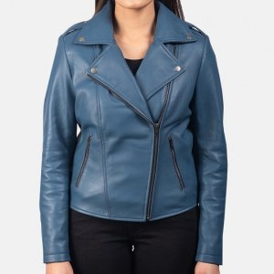 blue-leather-biker-jacket