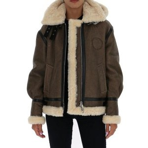 womens-brown-aviator-jackets