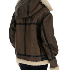 women-brown-aviator-jackets-fur-hoodie