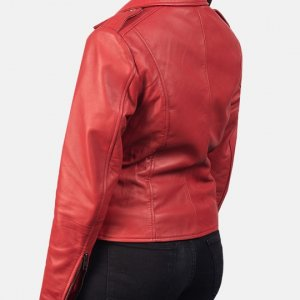 red-leather-biker-jackets