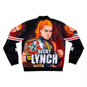 Becky Lynch Title Fanimation Jacket