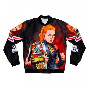 Becky Lynch Title Fanimation Womens Jacket