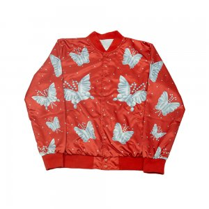 Red Ric Flair Jacket Front