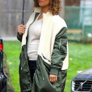 the-equalizer-queen-latifah-green-white-coat